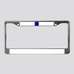 Flag of Alaska License Plate Frame