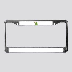 B....is for BEE License Plate Frame