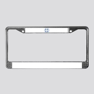 Greece Coat Of Arms License Plate Frame
