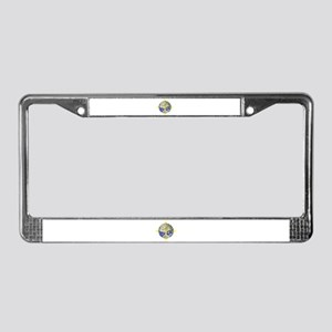 THE RENOVATOR License Plate Frame