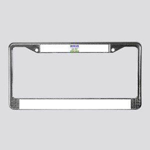 Fat Irish designs License Plate Frame