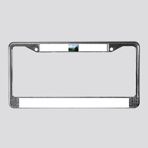Great Smokey Mountains License Plate Frame