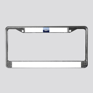 USS Abraham Lincoln CVN-72 License Plate Frame