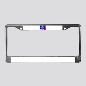 Grandpa's Fishing Buddy License Plate Frame