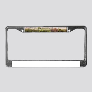 Outback South Australia (Leigh License Plate Frame