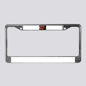 Christmas License Plate Frame