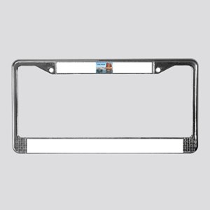 Lake Powell, Arizona, USA (cap License Plate Frame