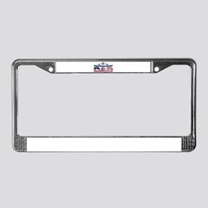 All American Dad License Plate Frame