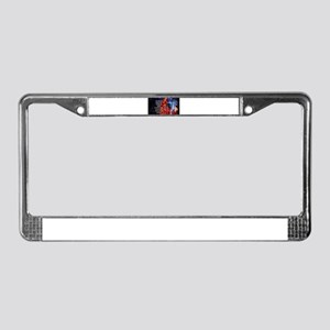 Soulmate License Plate Frame