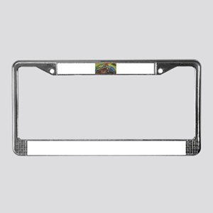 Turtles License Plate Frame