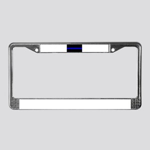 Thin Blue Line - USA United St License Plate Frame