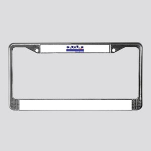 Vero Beach, Florida License Plate Frame
