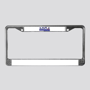 Manhattan Beach, California License Plate Frame