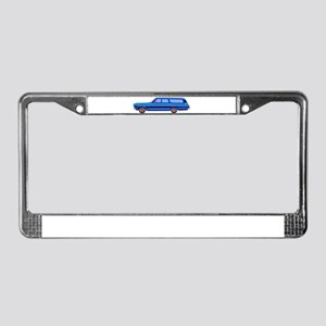 1965 Plymouth Fury I License Plate Frame