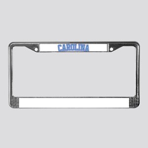 North Carolina - Jersey License Plate Frame