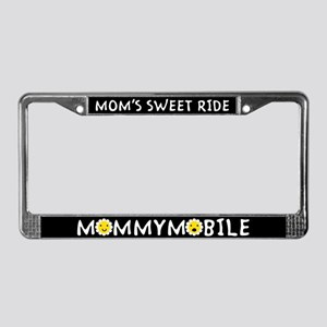 Mommymobile (Mom's Sweet Ride) License Plate Frame