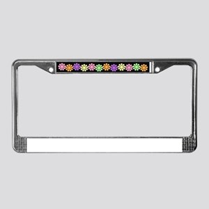 Eat Sleep Dance License Plate Frame