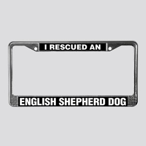 I Rescued an English Shepherd Dog