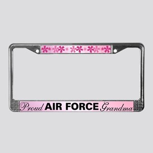 Proud Air Force Grandma (4 Robin K) LP Frame