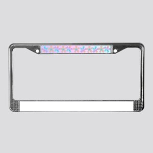 Proud Army Wife License Plate Frame