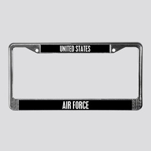 U.s. Air Force License Plate Frame