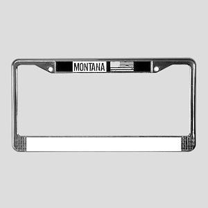 Billings Montana License Plate Frames - CafePress