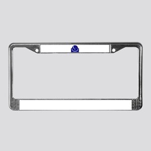 Planisphere License Plate Frame