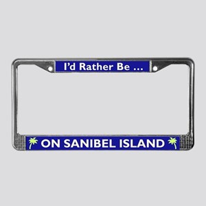 I'd rather be on Sanibel Island