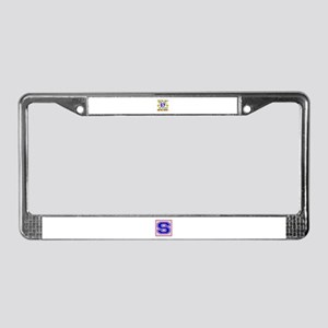 You're only young once..57 License Plate Frame