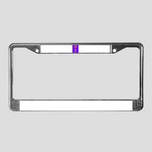 Eethg Corps Inc License Plate Frame