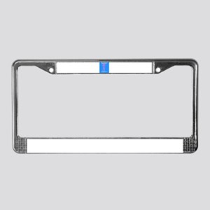 Eethg. Corps. Inc. License Plate Frame