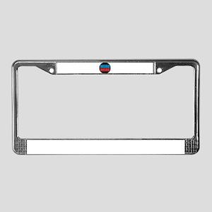 Weird is the New Weird License Plate Frame