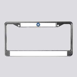 111th Fighter Squadron License Plate Frame