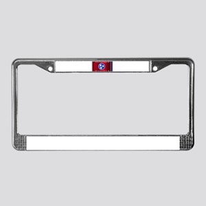 Tennessee State License Plate License Plate Frame