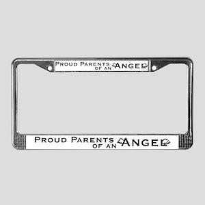 Custom for Danielle License Plate Frame