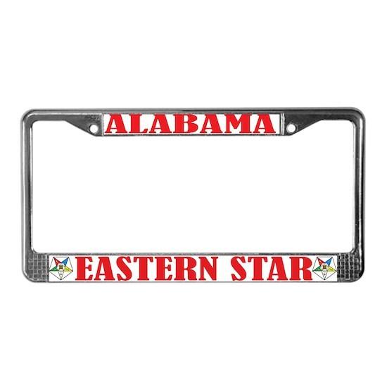 Grand License Plate bottom strip
