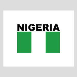 Nigerian Flag Wall Art - CafePress