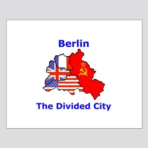 Berlin: The Divided City Small Poster