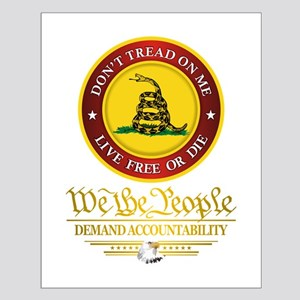 DTOM We The People Posters