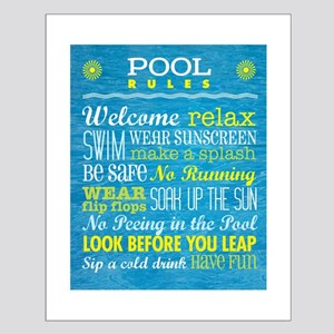 Swimming Pool Wall Art - CafePress