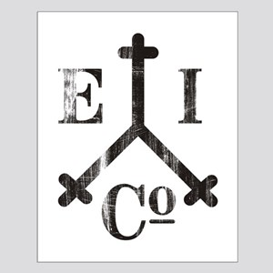 East India Trading Company Logo Small Poster