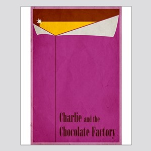 Charlie and the Chocolate Factory Small Poster