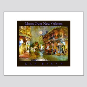Moon Over New Orleans Posters