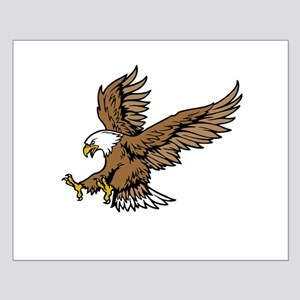 American Bald Eagle Small Poster