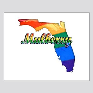 Mulberry, Florida, Gay Pride, Small Poster