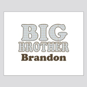 Custom name Big Brother Small Poster