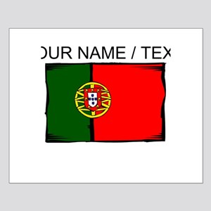 Custom Portugal Flag Posters