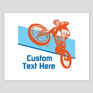 Custom Motocross Bike Design Posters