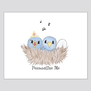 Baby Bird Small Poster