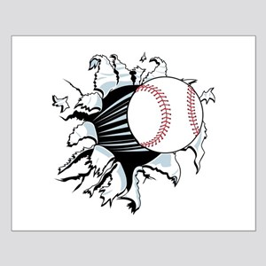 Breakthrough Baseball Small Poster